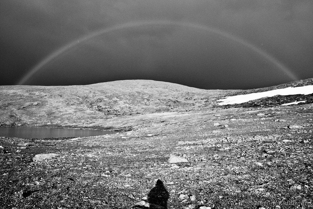 Dovre rainbow